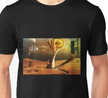 The Relevance of Time Unisex T-Shirt