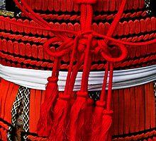 Samurai's armor - detail by Alex Preiss