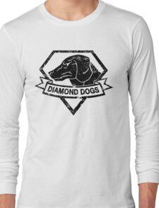 Diamond (Black) Long Sleeve T-Shirt