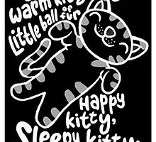 The Big Bang Theory Soft Kitty Iphone Case by DharaaCase34