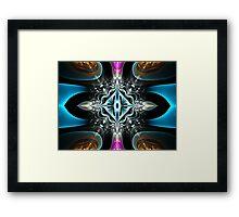 Julia's Diamond Framed Print