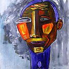 My Altered Ego..... Picasso by BenPotter