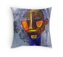 My Altered Ego..... Picasso Throw Pillow