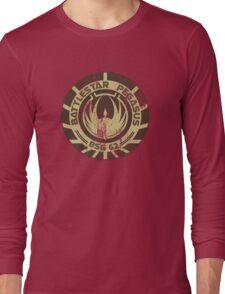 Battlestar Pegasus Long Sleeve T-Shirt
