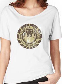 Battlestar Pegasus Women's Relaxed Fit T-Shirt