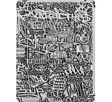 Graffiti #8f iPad Case/Skin
