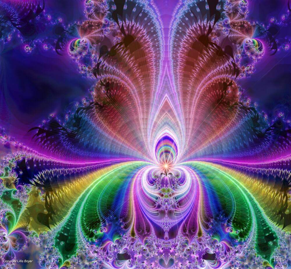 Unfolding Glory: Pursuing the Light by lillis