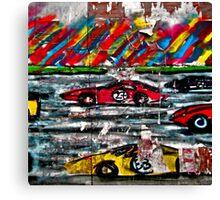 Graffiti #10 Canvas Print