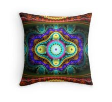 Rainbow Grand Julian 7x Throw Pillow