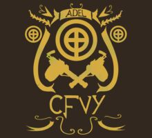 Coco Adel Crest by tofudelight