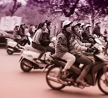 Vietnam: Girls Just Wanna Have Fun by Kasia-D