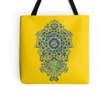 Yellow Porcelain Tote Bag