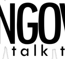 HUNGOVER Sticker
