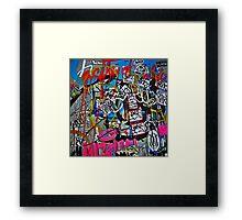 Graffiti #14 Framed Print