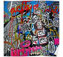 Graffiti #14 Poster