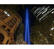 Memorial Lights Photographic Print