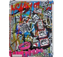 Graffiti #14 iPad Case/Skin