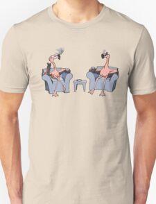 Boston Legal Flamingos  T-Shirt