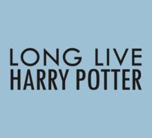 Long Live Harry Potter by loveaj