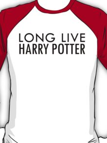 Long Live Harry Potter T-Shirt