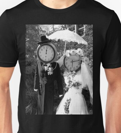 Wedding Time Unisex T-Shirt