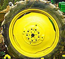 John Deer Wheel by DALucas
