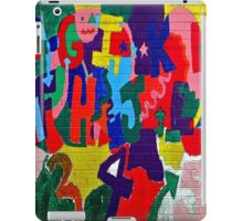 Graffiti #19 iPad Case/Skin