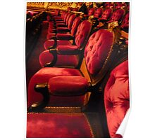 A seat at the opera Poster