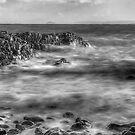 Volcanic Seascape by Don Alexander Lumsden (Echo7)