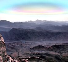 Mount Sinai Summit by Adam Carra