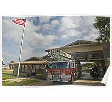Daytona Beach station 2 Poster