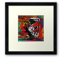 Graffiti #30 Framed Print