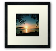 Appreciate the Moments Framed Print