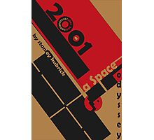 Bauhaus Poster  Photographic Print