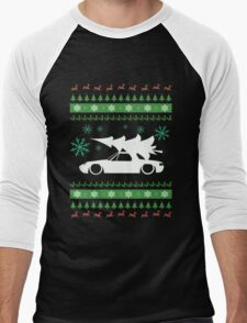Christmas 914 Men's Baseball ¾ T-Shirt