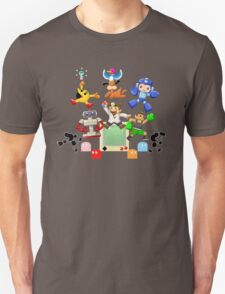 Retro World Unisex T-Shirt