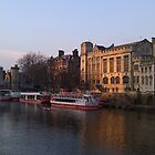 River Ouse, York by ADayToRemember