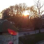 Sunsetting in York by ADayToRemember
