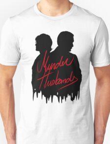 Murder Husbands [Black/Red] T-Shirt