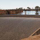 Spillway - Lake Eppalock by Dave Callaway