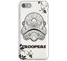 Troopers Pattern Iphone Case iPhone Case/Skin