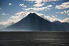 Lago Atitlan Volcano by Paul McSherry