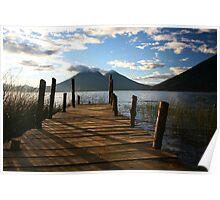 Lake Atitlan Poster