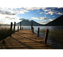 Lake Atitlan Photographic Print