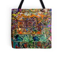 Graffiti #38 Tote Bag