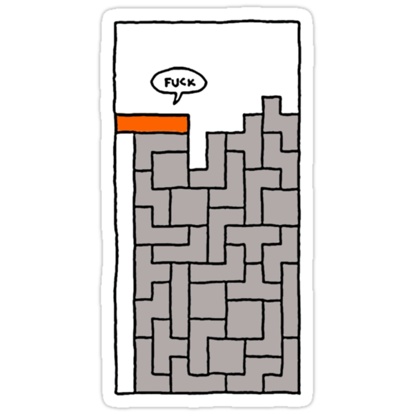 tetris by PJ Collins