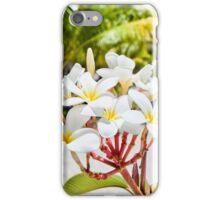 Tahiti Beach Plumeria iPhone Case/Skin