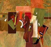 """""""Bits and Pieces"""" by Patrice Baldwin"""