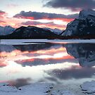 Early morning inspiration - Banff AB Canada by camfischer