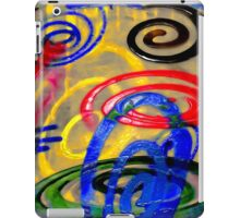 Graffiti #41 iPad Case/Skin